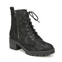 Fergalicious Rocker Women's Combat Boots