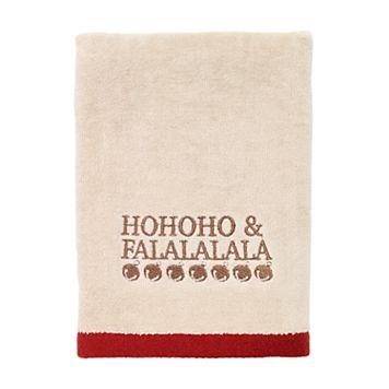 Avanti Holiday Words Hand Towel