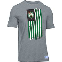 Men's Under Armour Boston Celtics Court Flag Tee