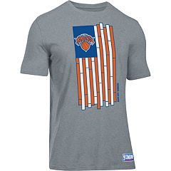 Men's Under Armour New York Knicks Court Flag Tee