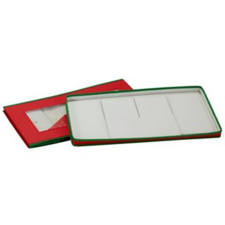 Household Essentials Holiday Collectible Storage Chest