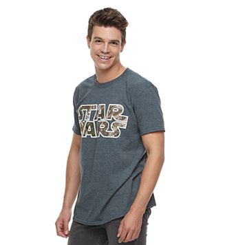 Men's Star Wars Realtree Graphic Tee