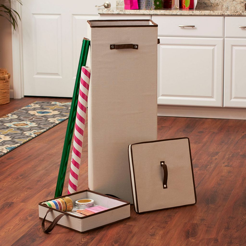Household Essentials Gift Wrap Paper Holder