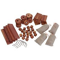 Cedar Fresh 60-piece Cedar Closet Variety Set