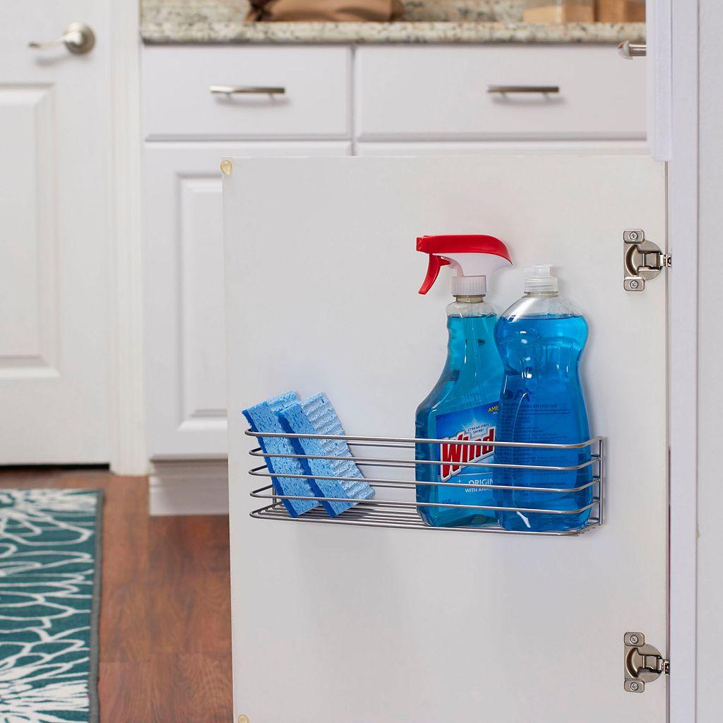 Hinge-It Cabinet Door Storage Shelf