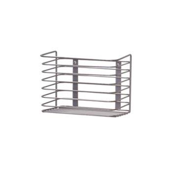 Hinge-It Cabinet Door Organizer Medium Storage Basket