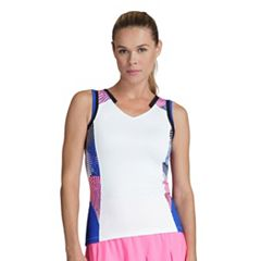 Women's Tail Valencia V-Neck Tennis Tank