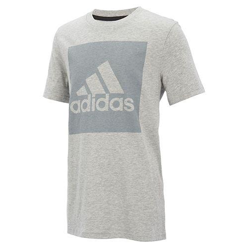 Boys 8-20 adidas Logo Graphic Tee