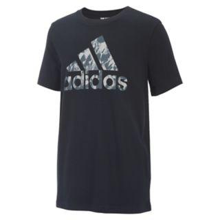 Boys 8-20 adidas Abstract Logo Graphic Tee