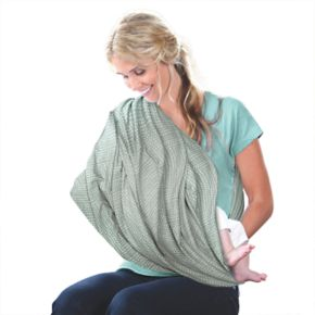 Carter's 4-in-1 Nursing Scarf