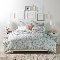 LC Lauren Conrad Ethereal Floral Comforter Set