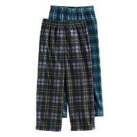 Boys 4-20 2-Pack Camo Lounge Pants