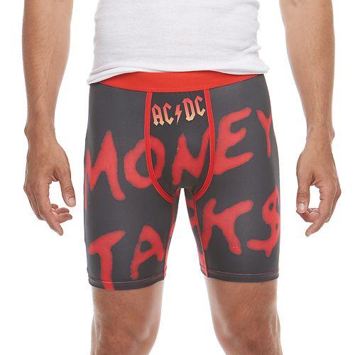 Men's Wear Your Life AC/DC Boxers
