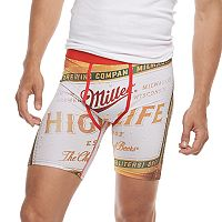 Men's Wear Your Life Miller High Life Boxers