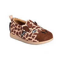 MUK LUKS Gabby The Giraffe Toddler's Shoes