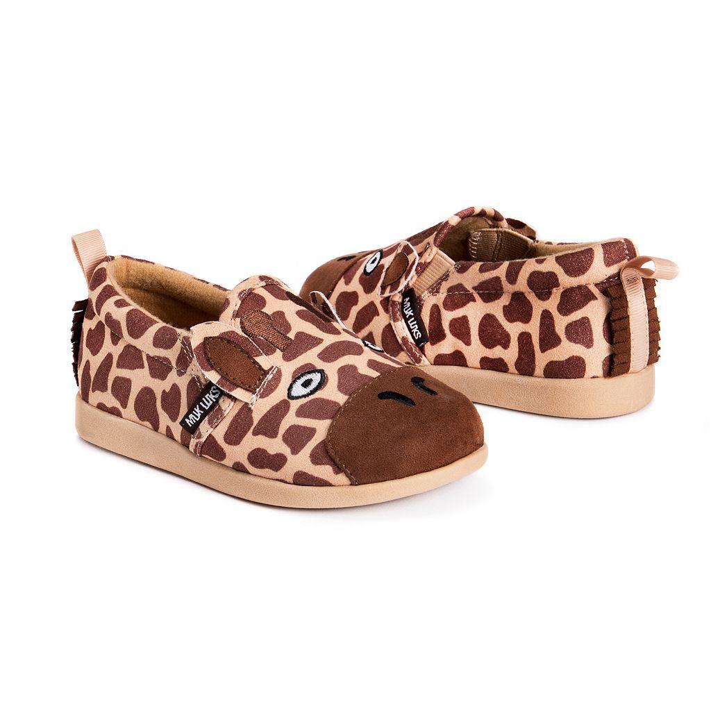 MUK LUKS Gabby The Giraffe Toddler's Shoes