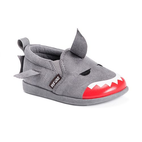 MUK LUKS Finn The Shark Toddler's Shoes