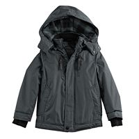 Toddler Boy Urban Republic Fleece Lined Heavyweight Jacket