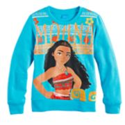 Disney's Moana Girls 7-16 Pullover