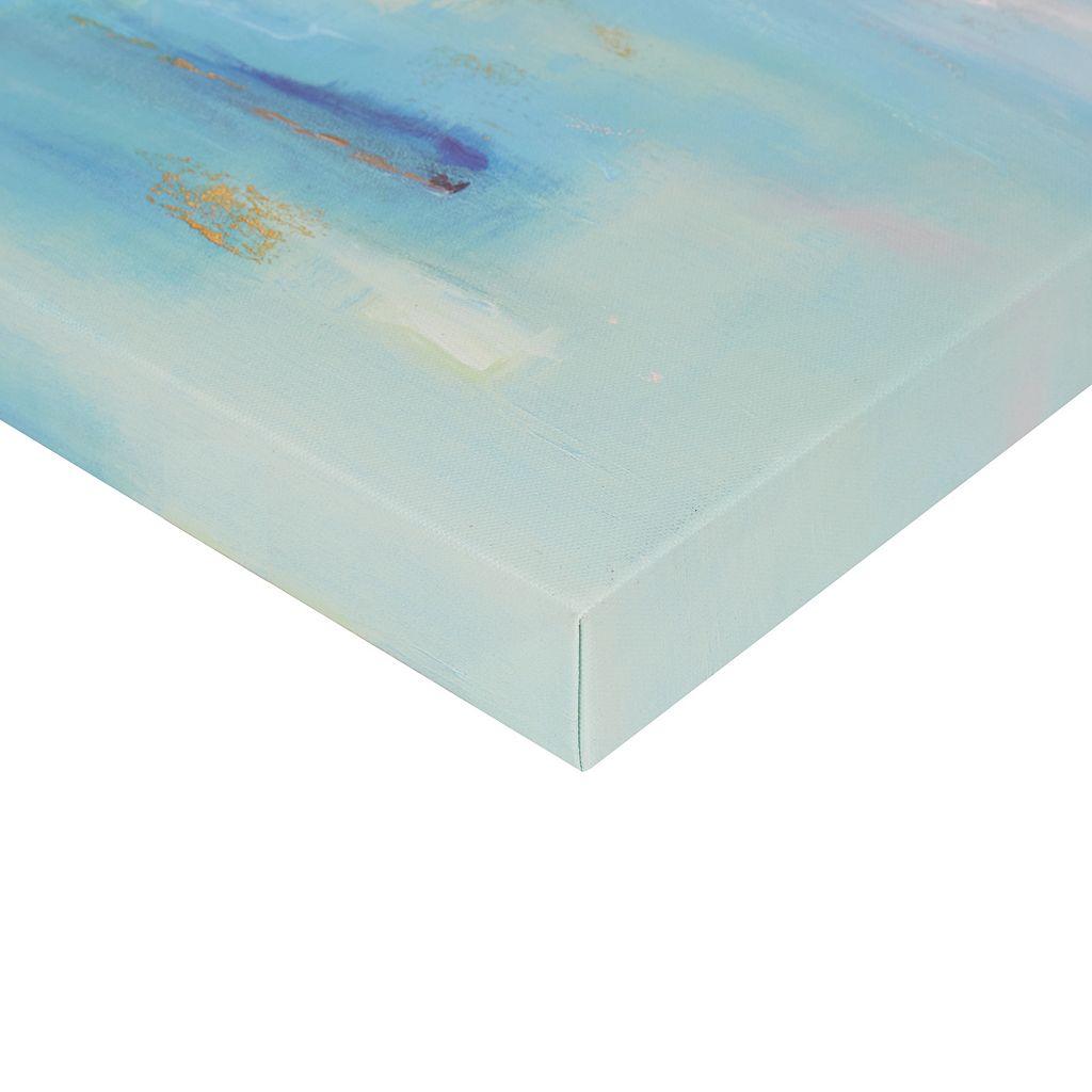 Madison Park Serene Blue Sky Canvas Wall Art