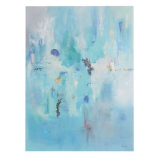 Madison Park Serene Blue Sky  Canvas Wall Art