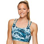 Gaiam Studio Yoga Medium-Impact Sports Bra GKW181BR24