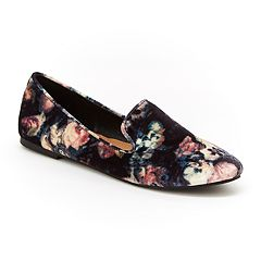 Unionbay Bloom Women's Smoking Flats