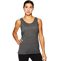 Women's Gaiam Lotus Strappy Back Yoga Tank