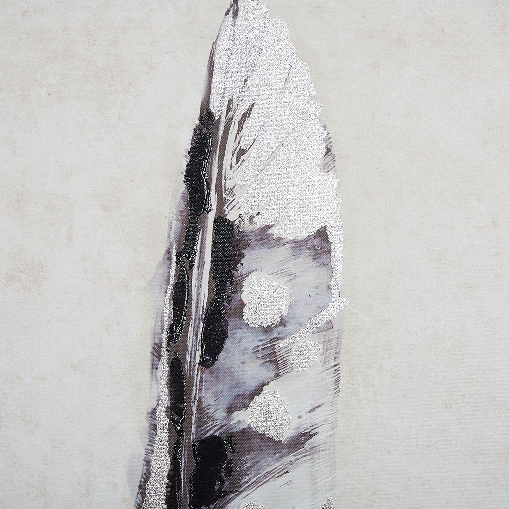 Madison Park Flight Feathers Framed Wall Art 2-piece Set