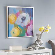 Madison Park Colorful Bouquet Canvas Wall Art