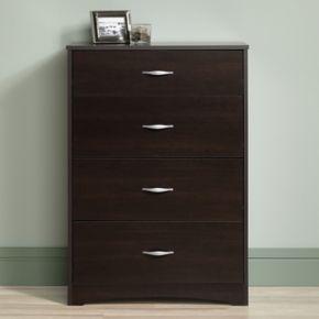 Sauder Woodworking Beginnings 4-Drawer Dresser