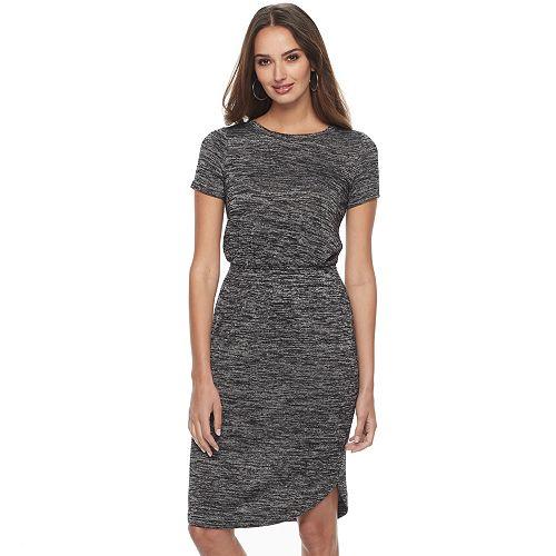 Women's Apt. 9® Smocked T-Shirt Dress