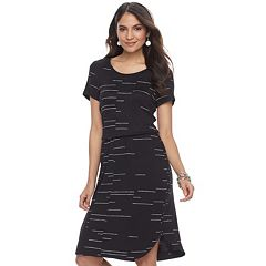 Women's Apt. 9® Smocked T-Shirt Dress