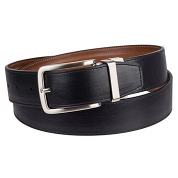 Men's Dockers Stitched Reversible Belt