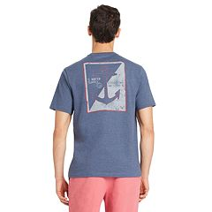 Big & Tall IZOD Nautical Graphic Tee