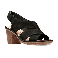 Clarks Sashlin Nolte Women's Ortholite High Heel Sandals