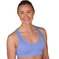 Jockey Sport Bras: Perforated Racerback Medium-Impact Sports Bra 9399