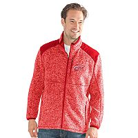 Men's Detroit Red Wings Back Country Fleece Jacket