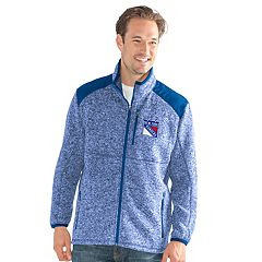 Men's New York Rangers Back Country Fleece Jacket