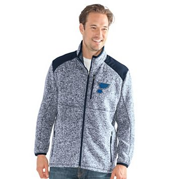 Men's St. Louis Blues Back Country Fleece Jacket