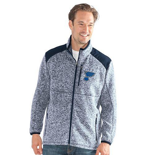 Men's St. Louis Blues Back Country Fleece Jacket