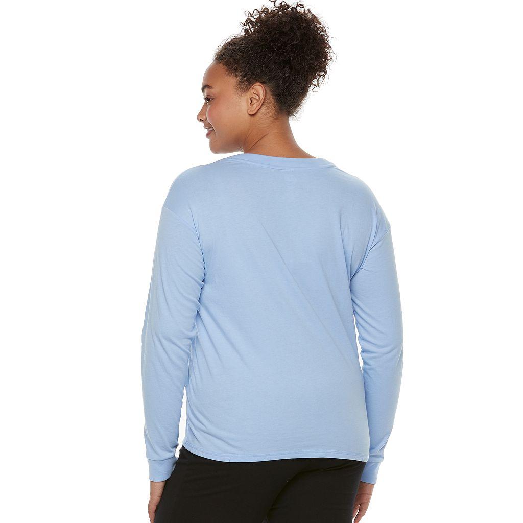 Juniors' Plus Size SO® Pajamas: