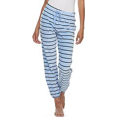 Juniors' SO® Pajamas: Velour Jogger Pants