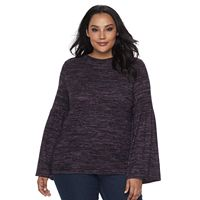 Plus Size Apt. 9® Bell Sleeve Top