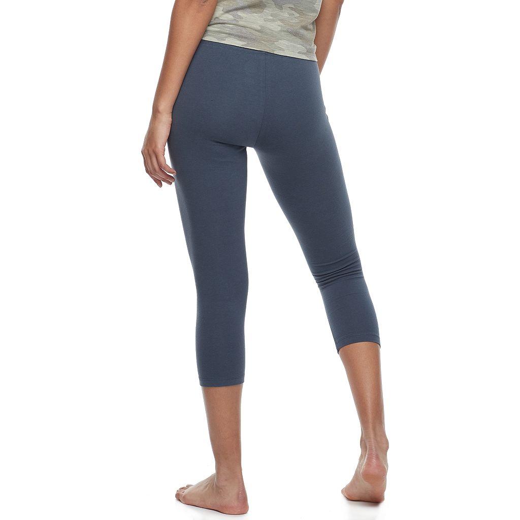 Juniors' SO® Pajamas: Yoga Capri Leggings