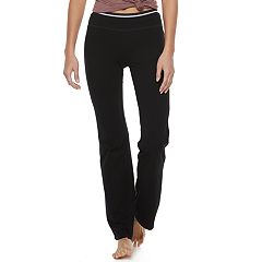 Juniors' SO® Pajamas: Bootcut Yoga Pants