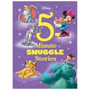 Disney's 5 Minute Snuggle Stories