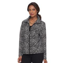 Women's Cathy Daniels Leopard Print Jacket