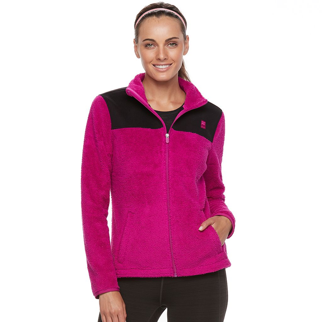 Women's FILA SPORT® Movimento Fleece Jacket