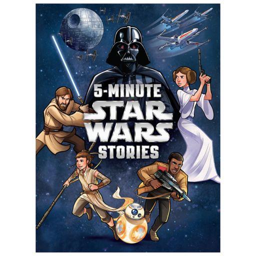 5 Minute Star Wars Stories
